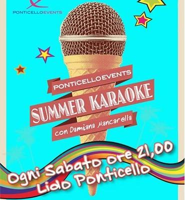 Summer Karaoke