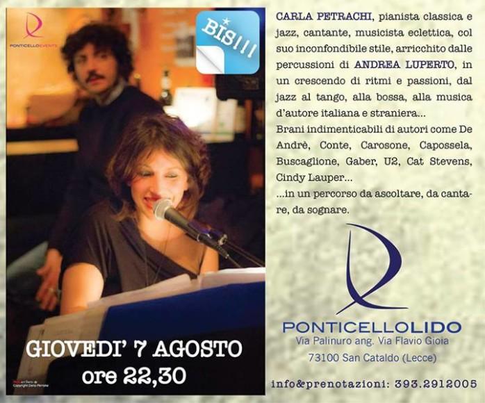 Carla Petrachi Andrea Luperto