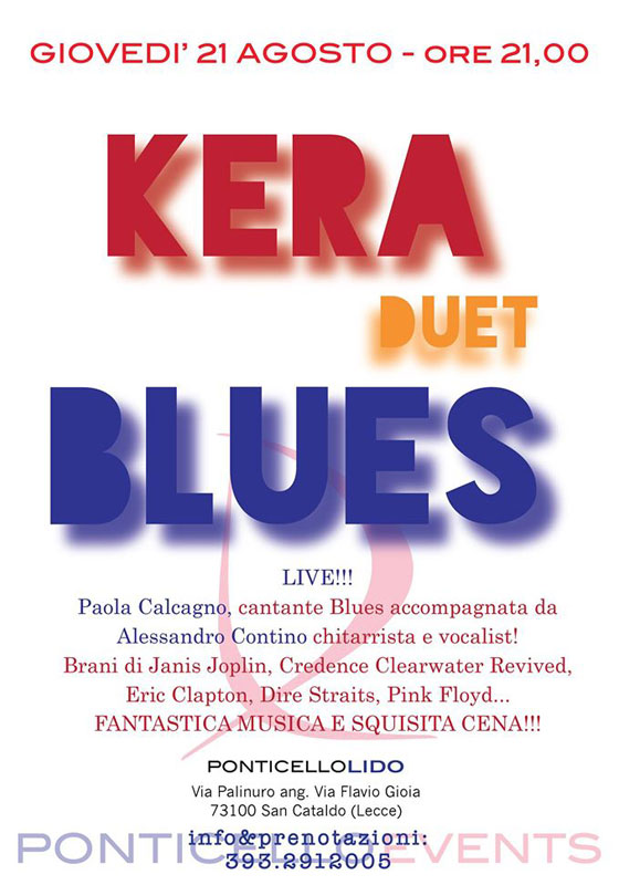 Kera Duet Blues