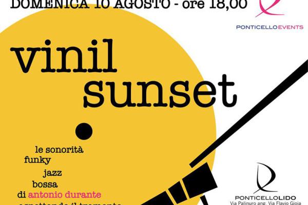 Vinil Sunset Lido Ponticello